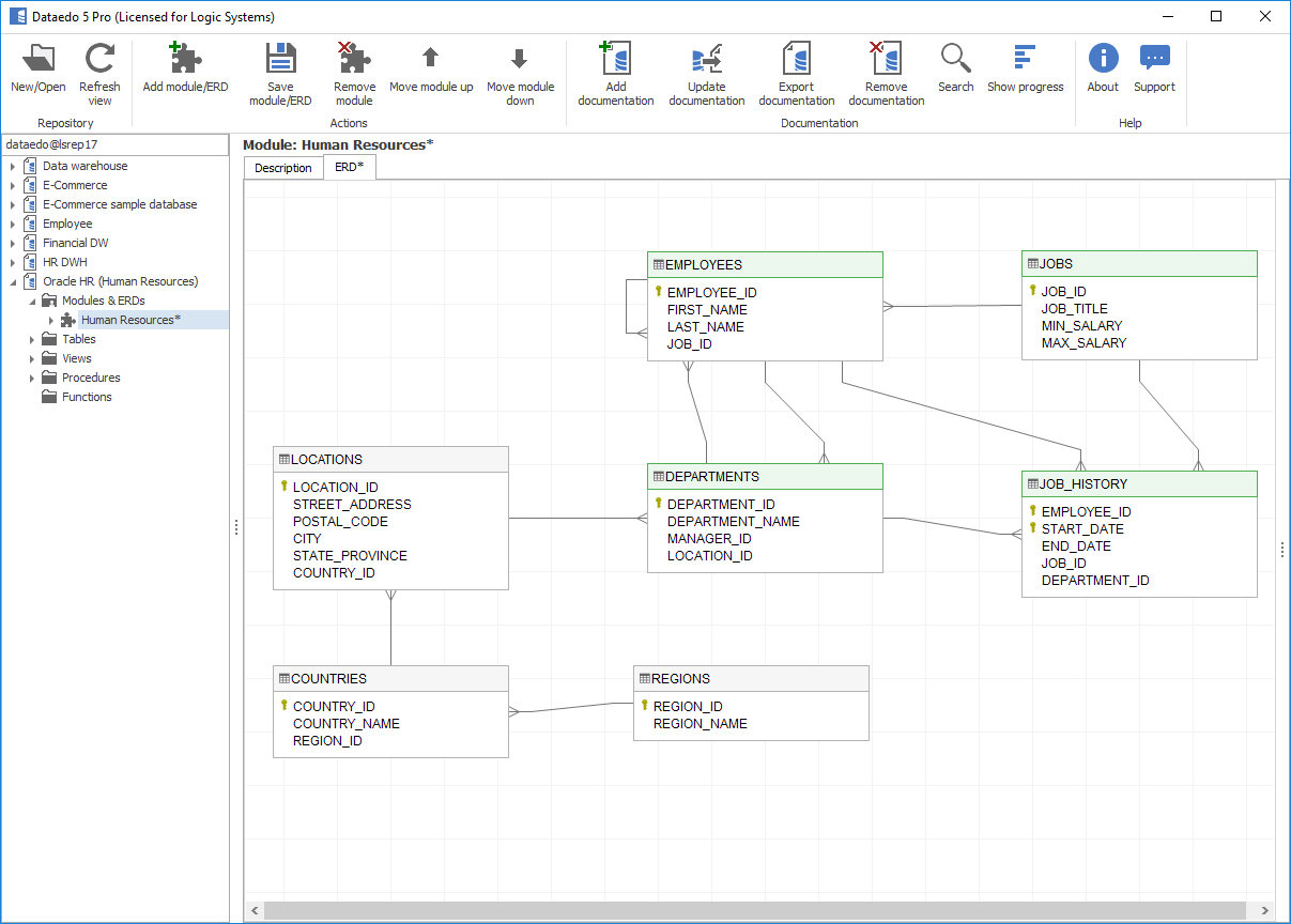 How To Create Er Diagram For Existing Database With Ssms - Ssms regarding Er Diagram Examples In Sql