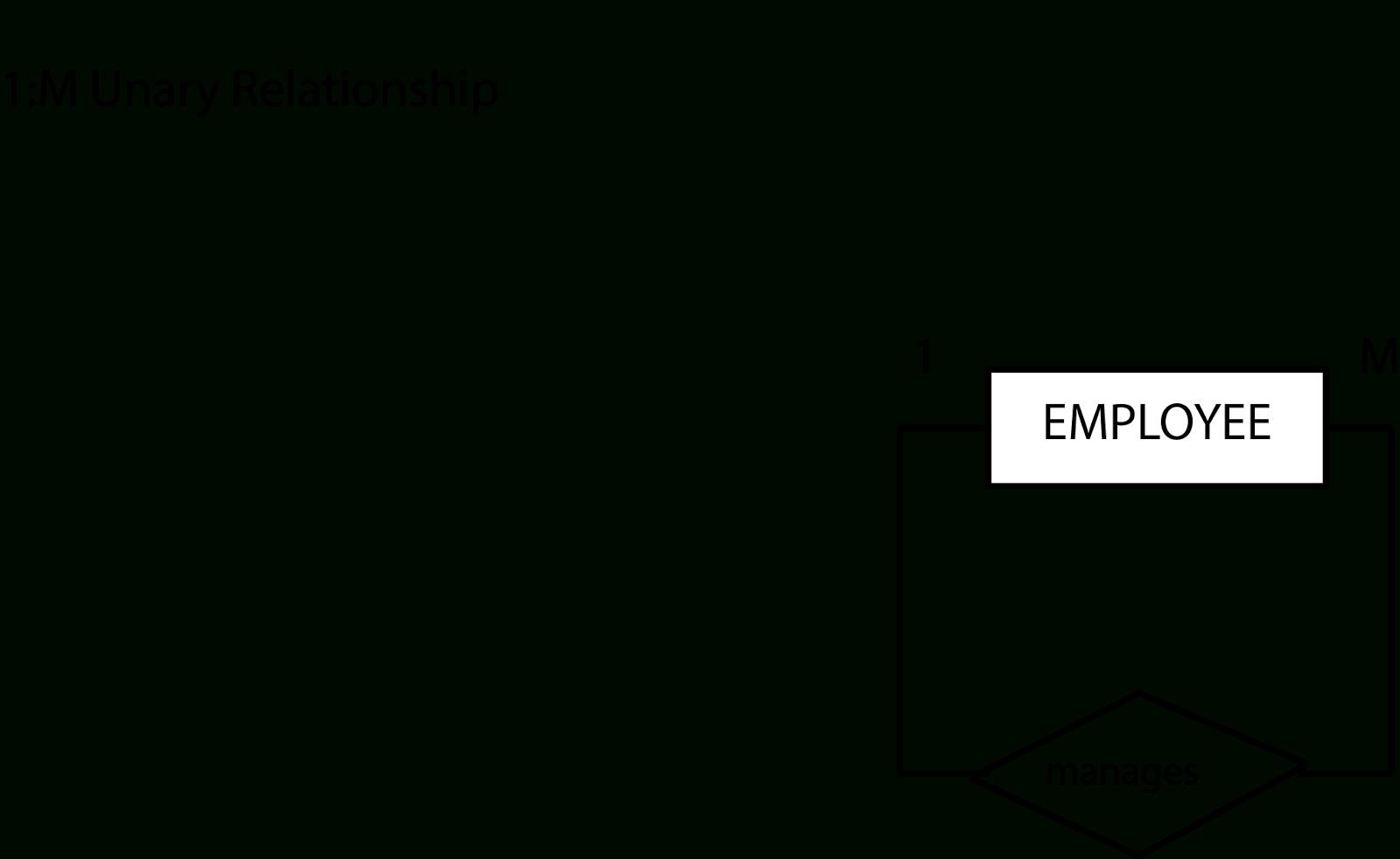 Week 5: Entity Relationship Diagram (Er Diagram) | Learning Journal within One To Many Er Diagram Examples
