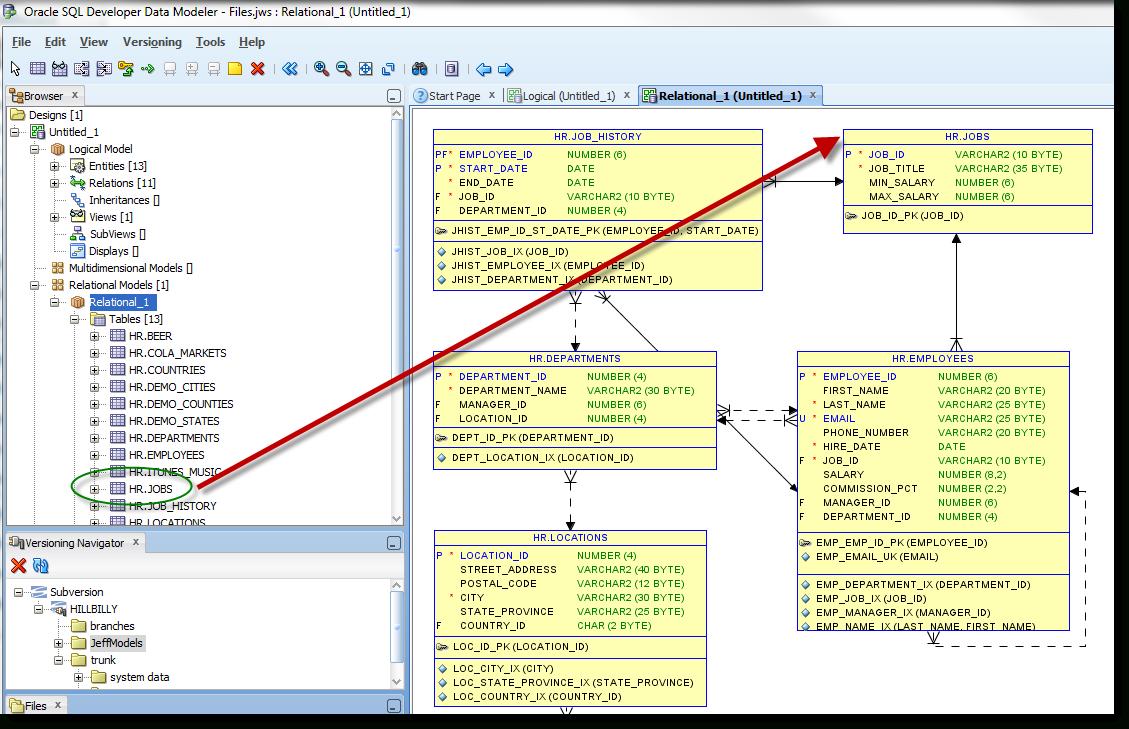 Can Oracle Sql Developer Do That? – Thatjeffsmith with regard to Er Diagram Using Sql Developer