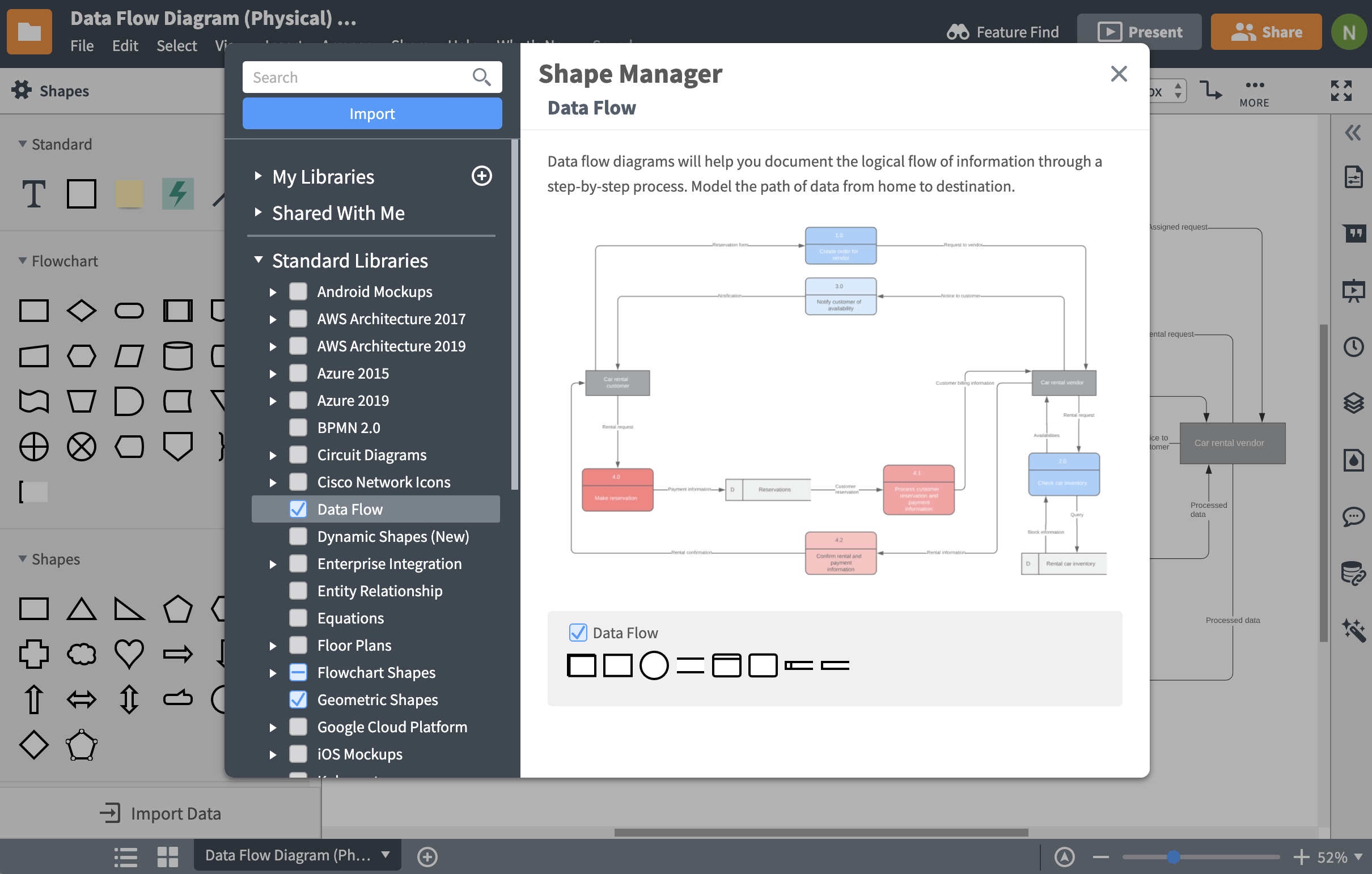 Database Design Tool | Lucidchart for Software To Create Database Diagram