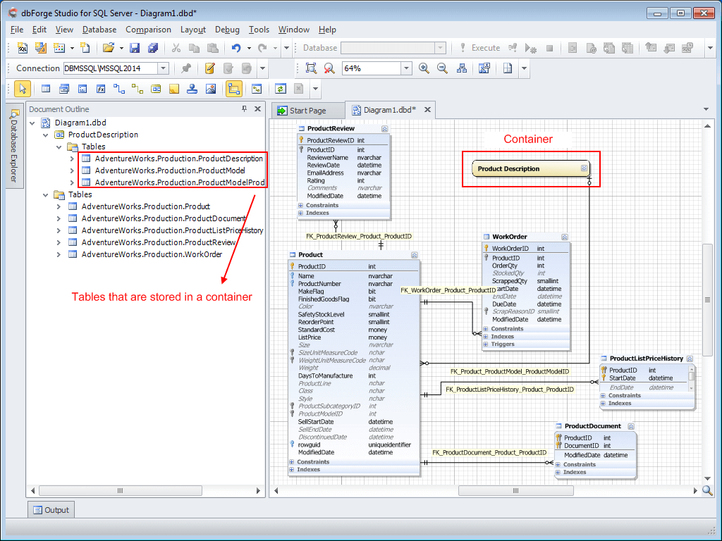 Database Diagram Tool For Sql Server pertaining to Tool To Create Database Diagram