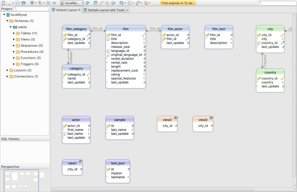 Dbschema: Database Diagram Designer - Database Software - 20% regarding Database Diagram Software