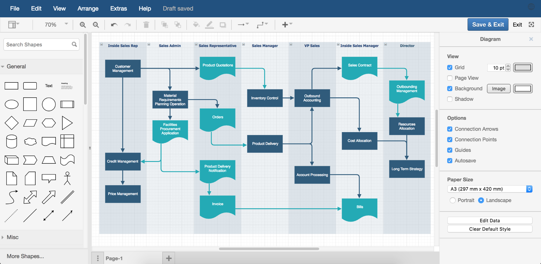 Draw.io Diagrams For Confluence | Atlassian Marketplace throughout Er-X Block Diagram
