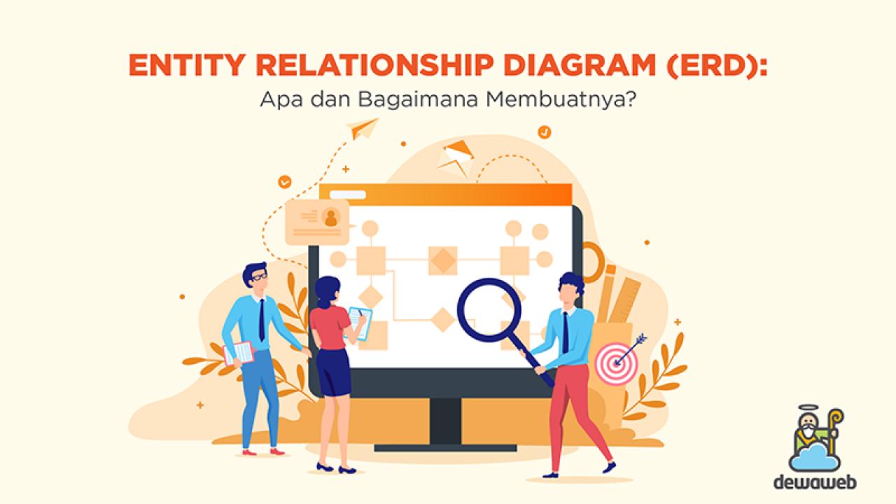 Entity Relationship Diagram (Erd): Apa Dan Bagaimana with regard to Simbol Er Diagram Yg Berbentuk Elips