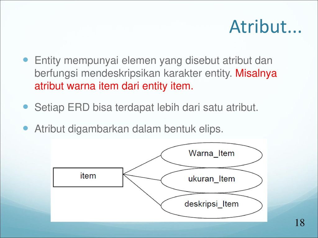 Entity Relationship Diagram - Ppt Download intended for Simbol Er Diagram Yg Berbentuk Elips