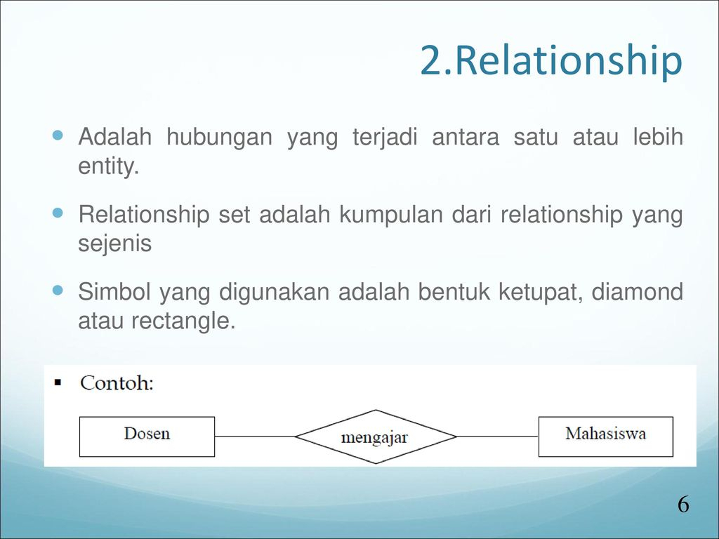 Entity Relationship Diagram - Ppt Download with regard to Simbol Er Diagram Yg Berbentuk Elips
