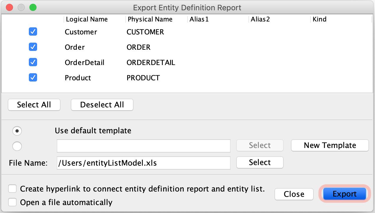 Er Diagram (Entity-Relatonship Diagram) | Astah User's Guide for Logical Erd