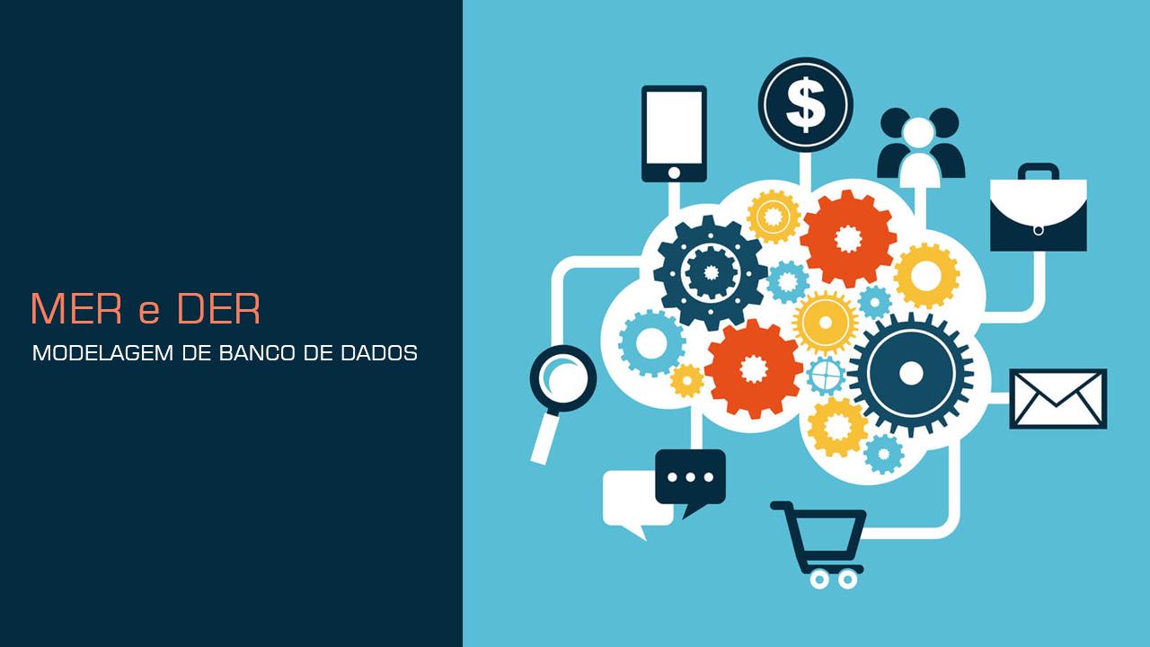 Mer E Der: Modelagem De Bancos De Dados regarding O Que É Diagrama Er