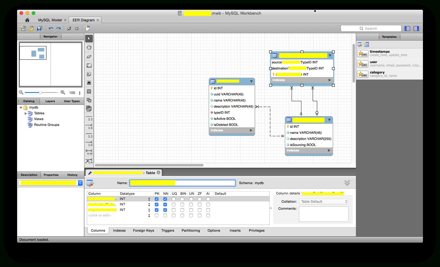 Mysql Workbench Composite Key In Diagram - Stack Overflow inside Erd Composite Key