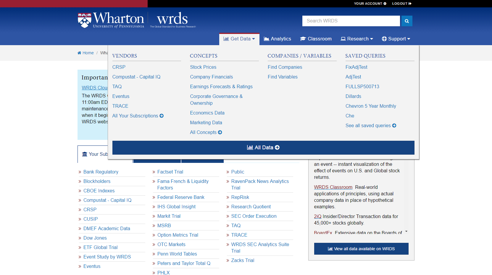 Search Tips - Wrds - Libguides At Babson College with Wrds Database