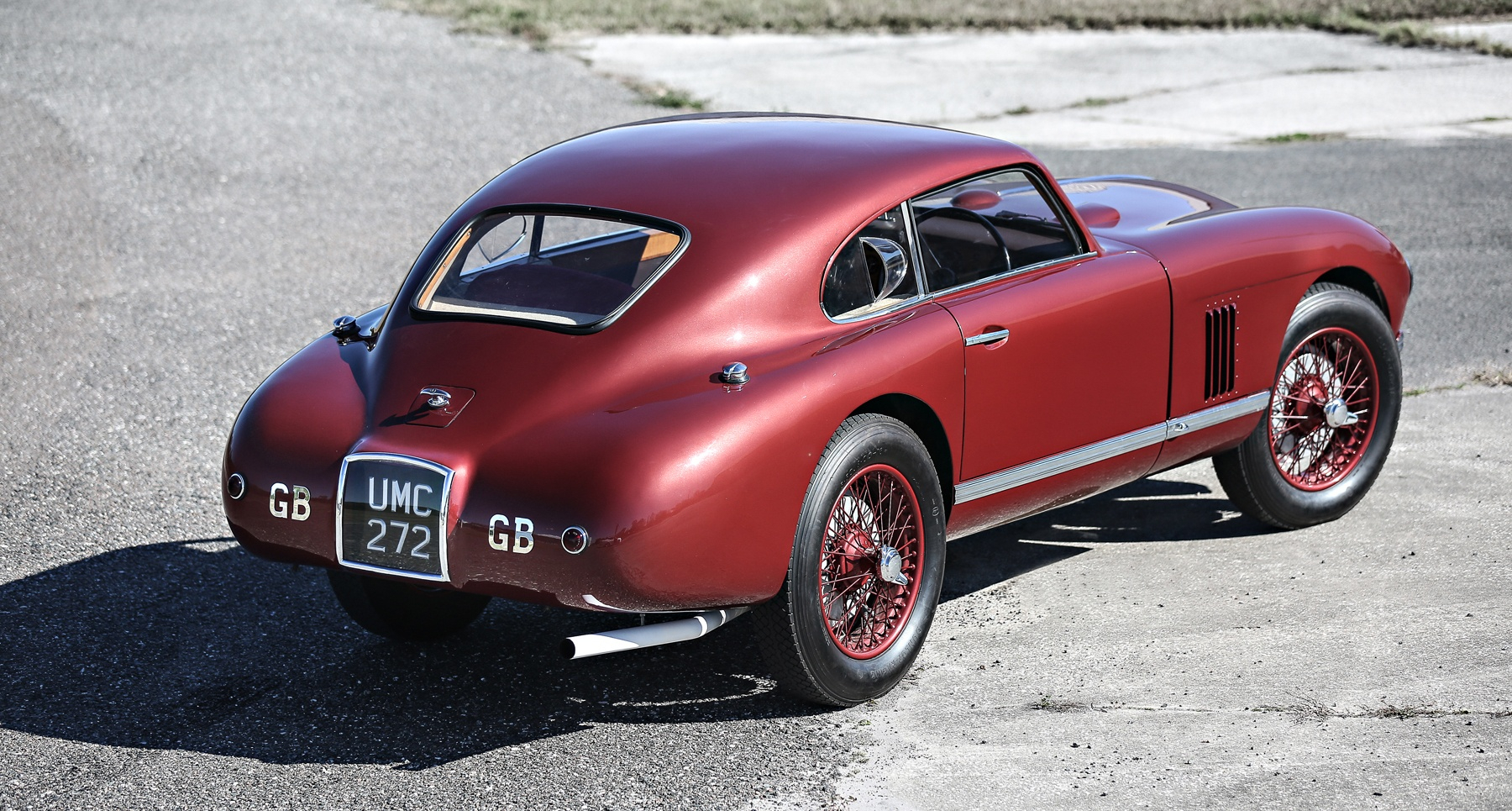 This Aston Martin Prototype Is The Genesis Of The Legendary with Db Models