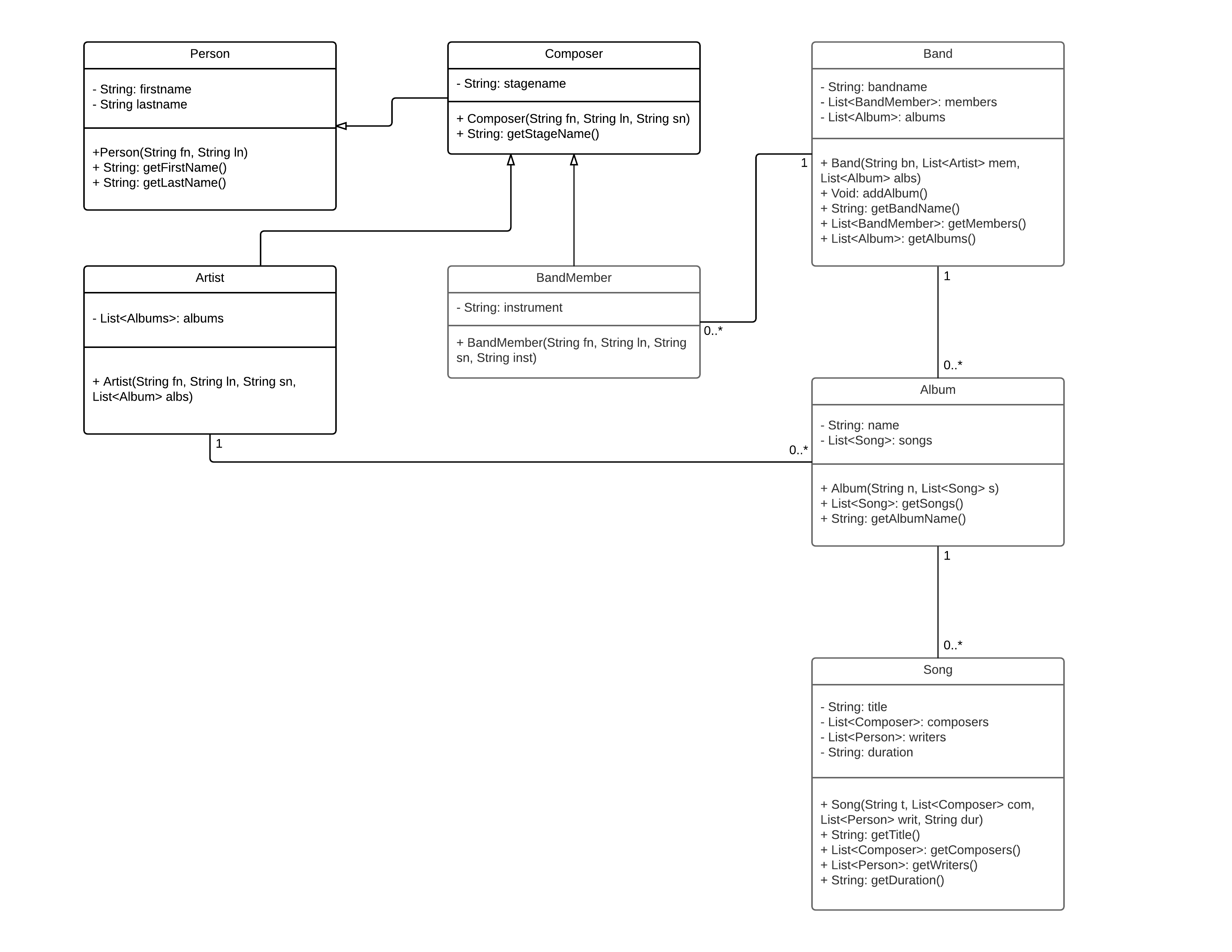 Uml One To Many Class Relationship - Stack Overflow for One To Many Relationship Diagram