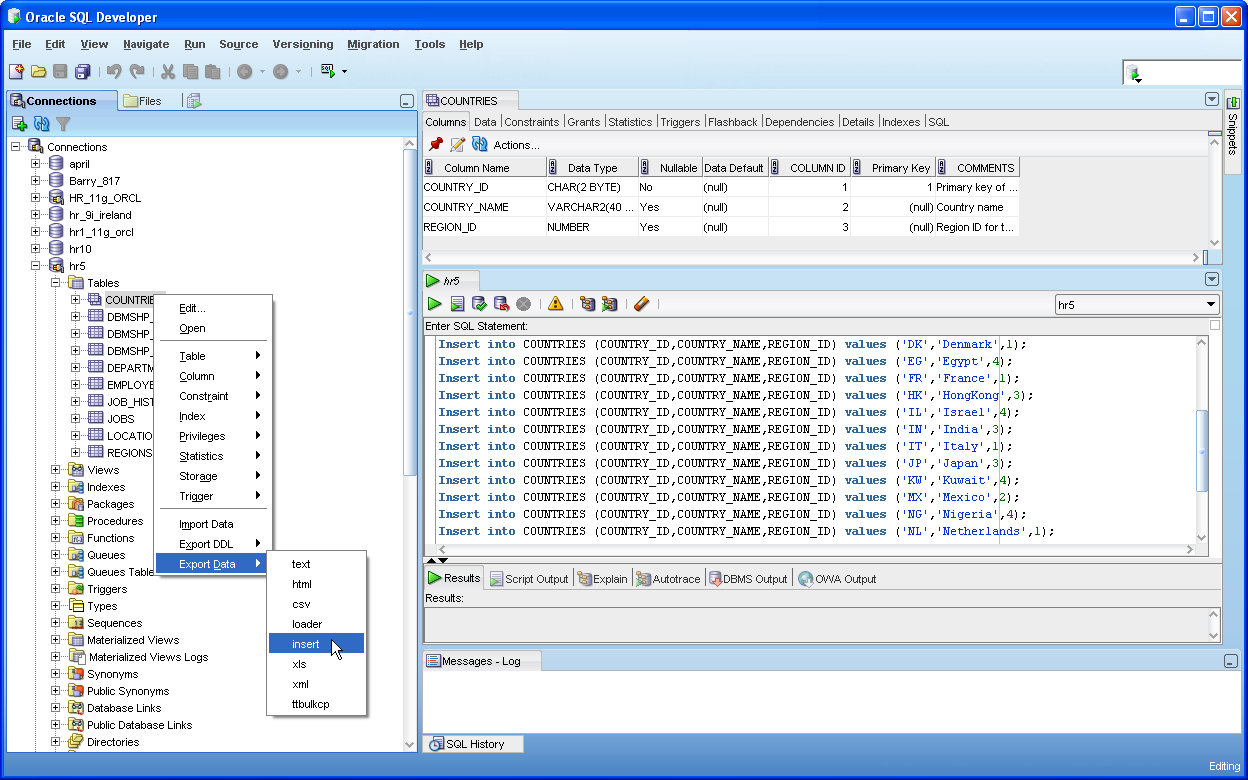 What Is Sql Developer for Er Diagram In Sql Developer 1.5.5