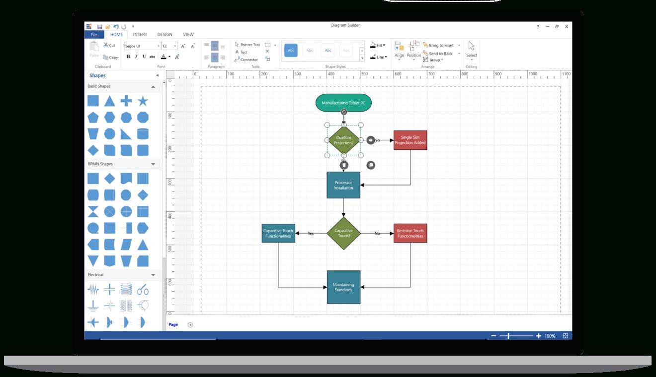 Wpf Diagram – Syncfusion Wpf Ui Control - Visual Studio in Er Diagram Visual Studio 2015