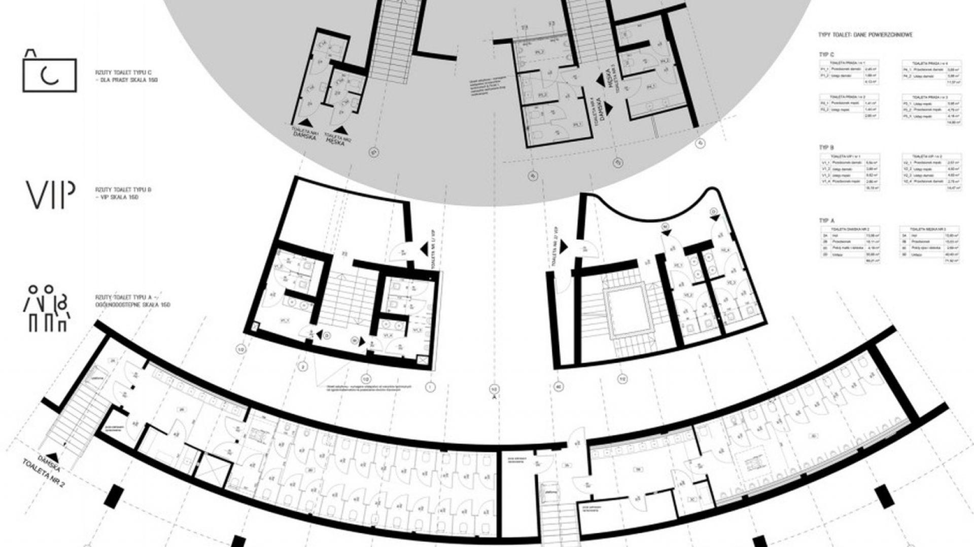 Wydarzenia Konkurs Na Projekt Toalet W Spodku Rozstrzygnięty regarding Er Design