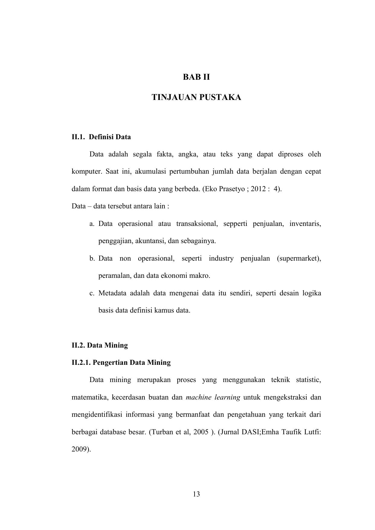 Bab Ii Tinjauan Pustaka - Potensi Utama Repository regarding Simbol Er Diagram Yg Berbentuk Elips Adalah