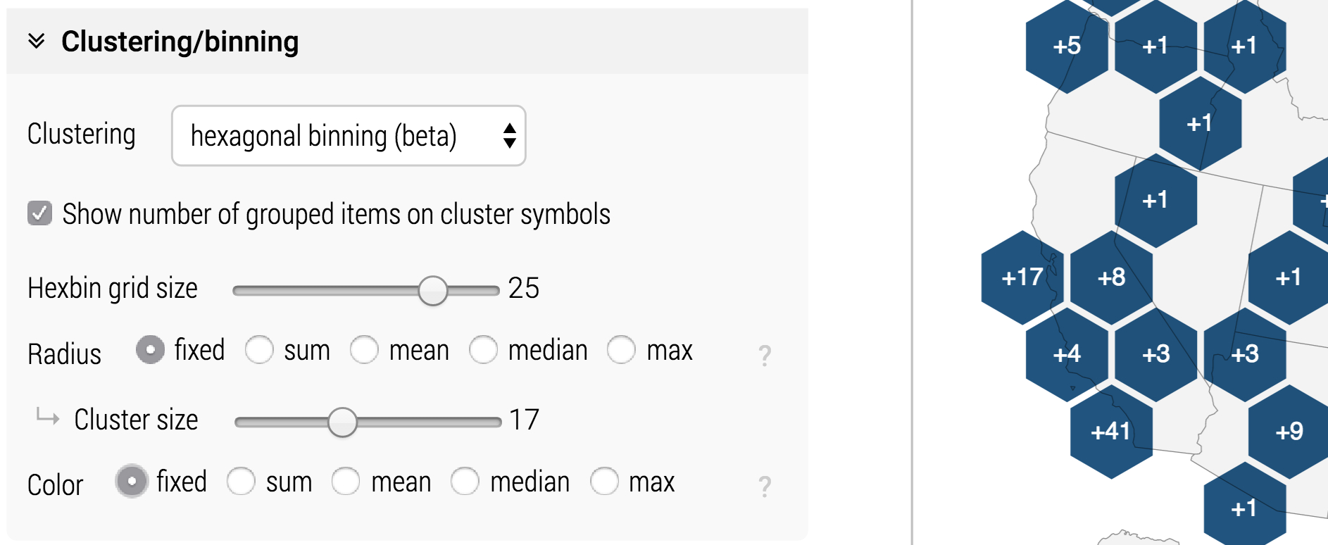Customizing Your Symbol Map - Datawrapper Academy in One To Many Symbol