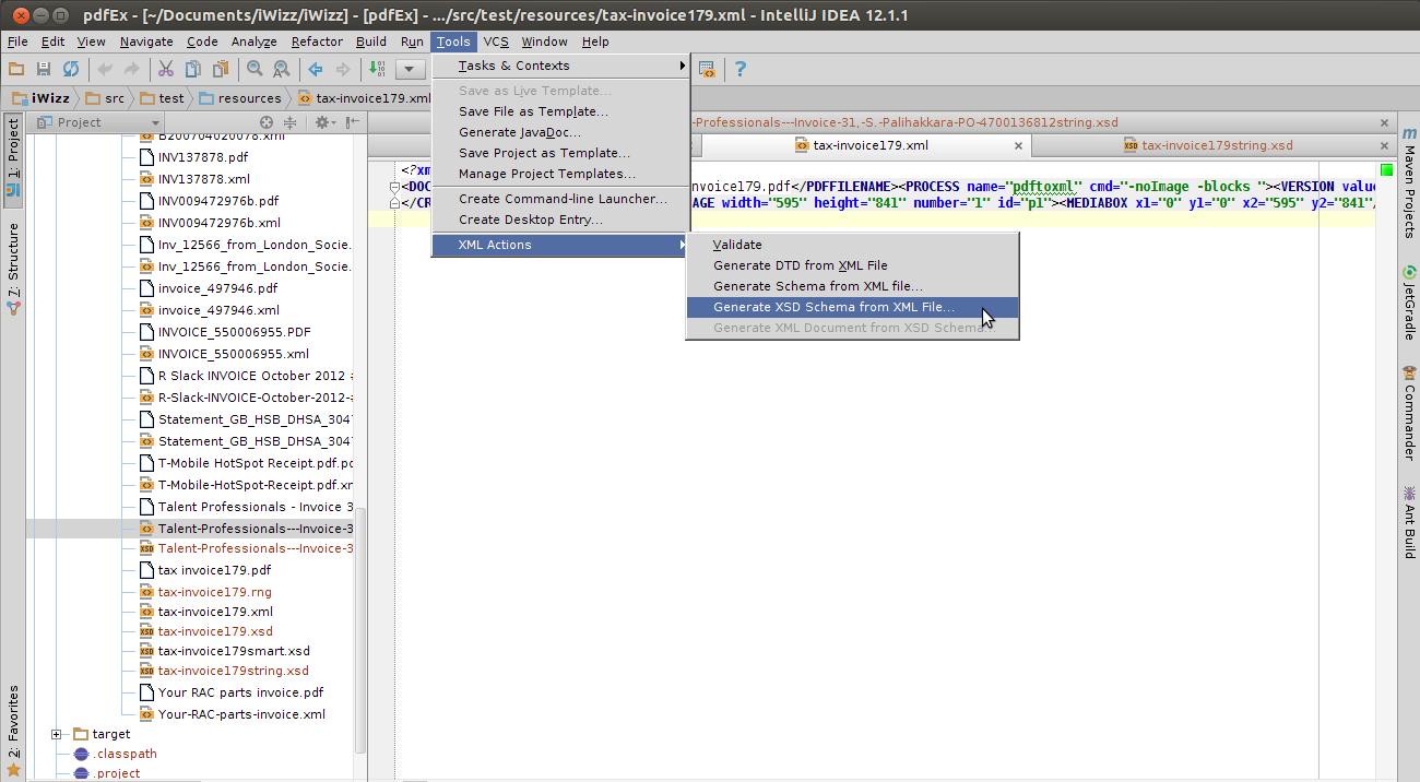Feral Developer: September 2013 intended for Generate Er Diagram From Xsd