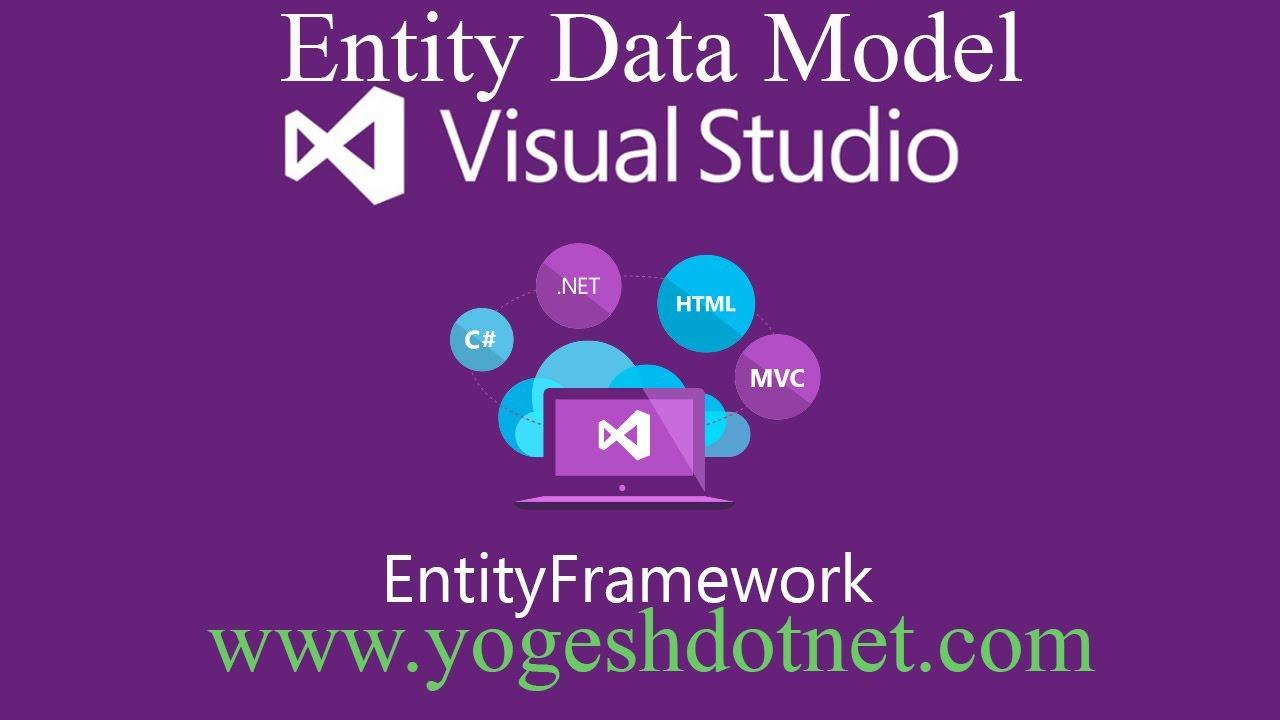 How To Create Entity Data Model In Entity Framework in Entity Data Model