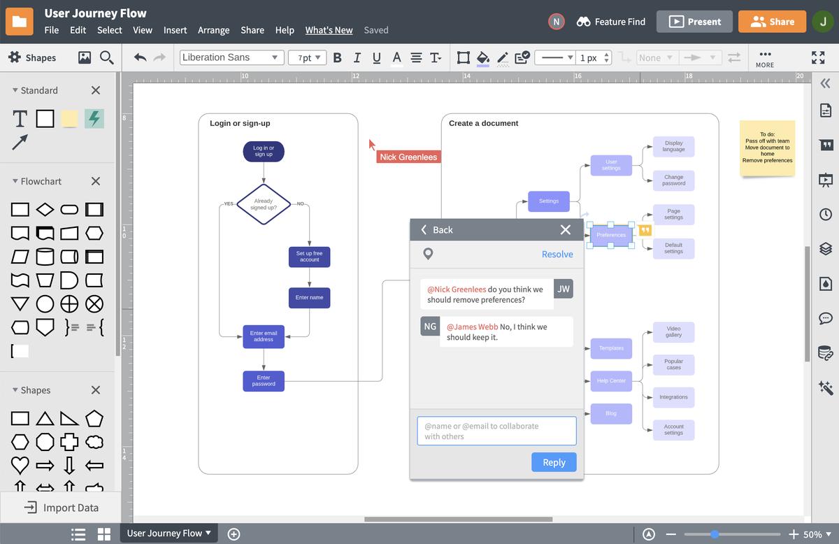 Просмотр И Редактирование Файлов Visio | Lucidchart within Visio Er Diagram