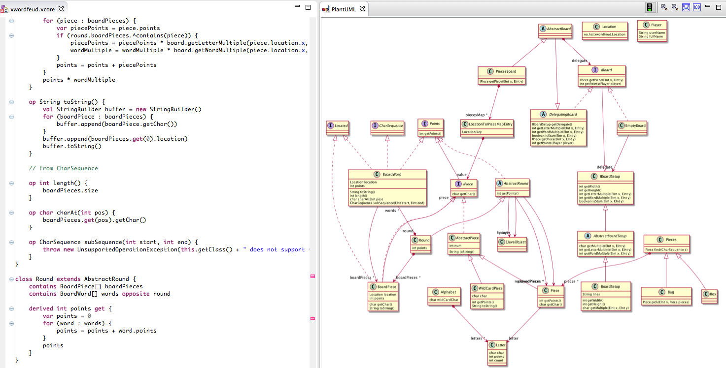 Use Intellij To Generate Class Diagram - Stack Overflow with Er Diagram In Eclipse